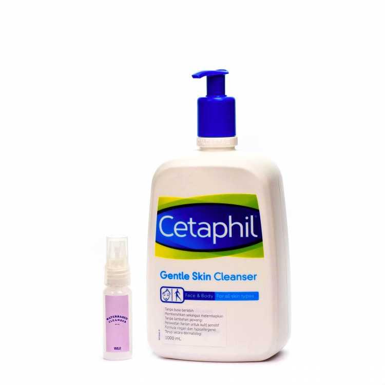 Cetaphil Gentle Skin Cleanser Share in Bottle 100ml