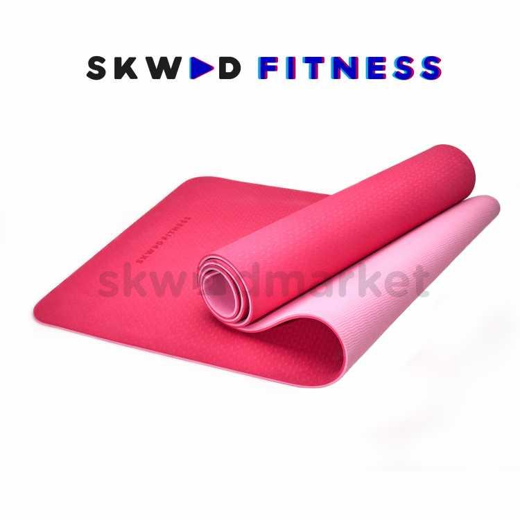 Yoga mat Pink