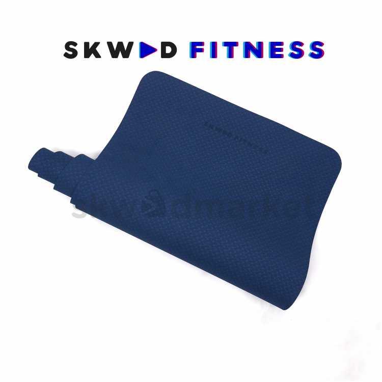 Yoga mat Biru