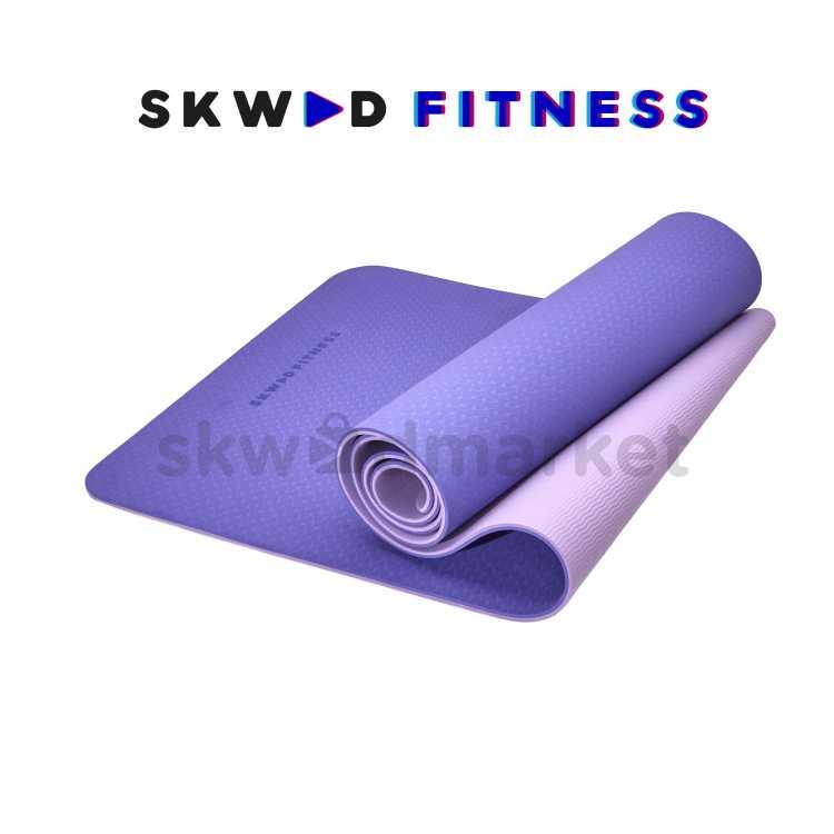 Yoga mat Lavender